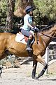 zooey deschanel horseback riding class 10