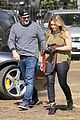 hilary duff mike comrie lucas first mr bones pumpkin patch 14