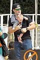 hilary duff mike comrie lucas first mr bones pumpkin patch 16