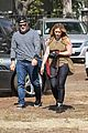 hilary duff mike comrie lucas first mr bones pumpkin patch 18