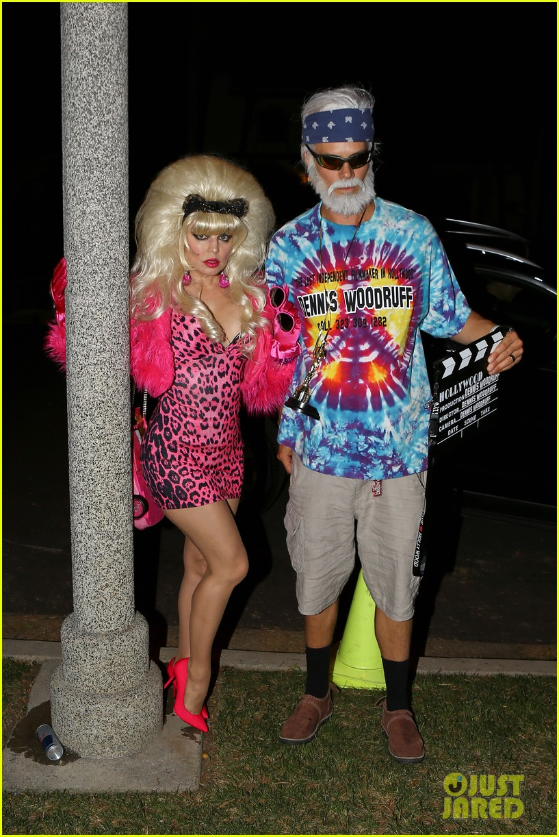 fergie angelyne halloween costume with josh duhamel 192746711