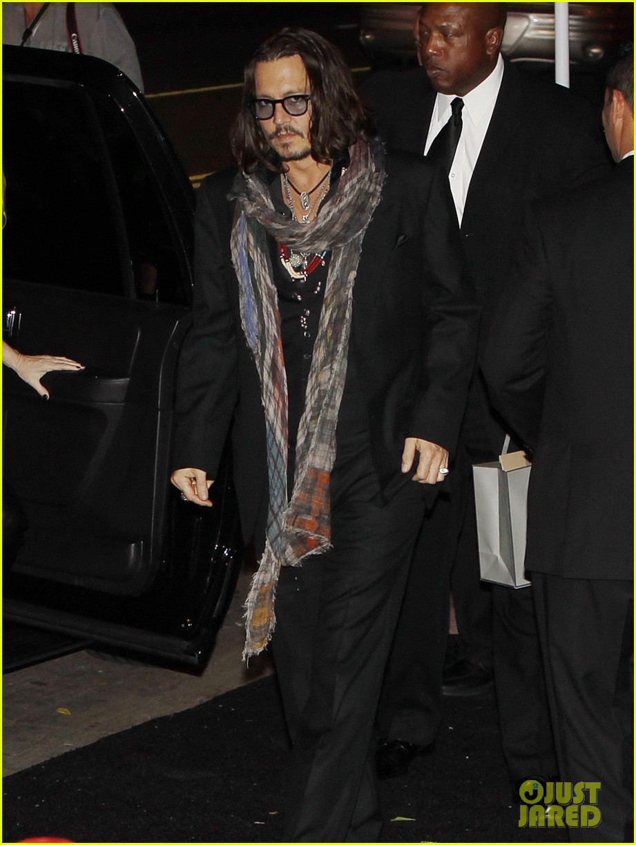 johnny depp neil patrick harris celebrate elton johns hubbys fiftieth 10