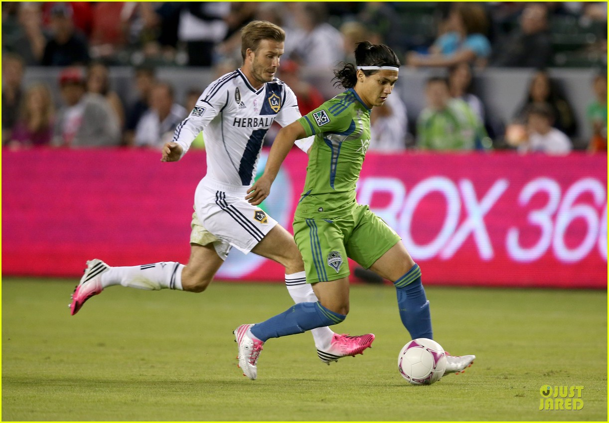 victoria beckham david beckham galaxy defeats seatlle sounders 01