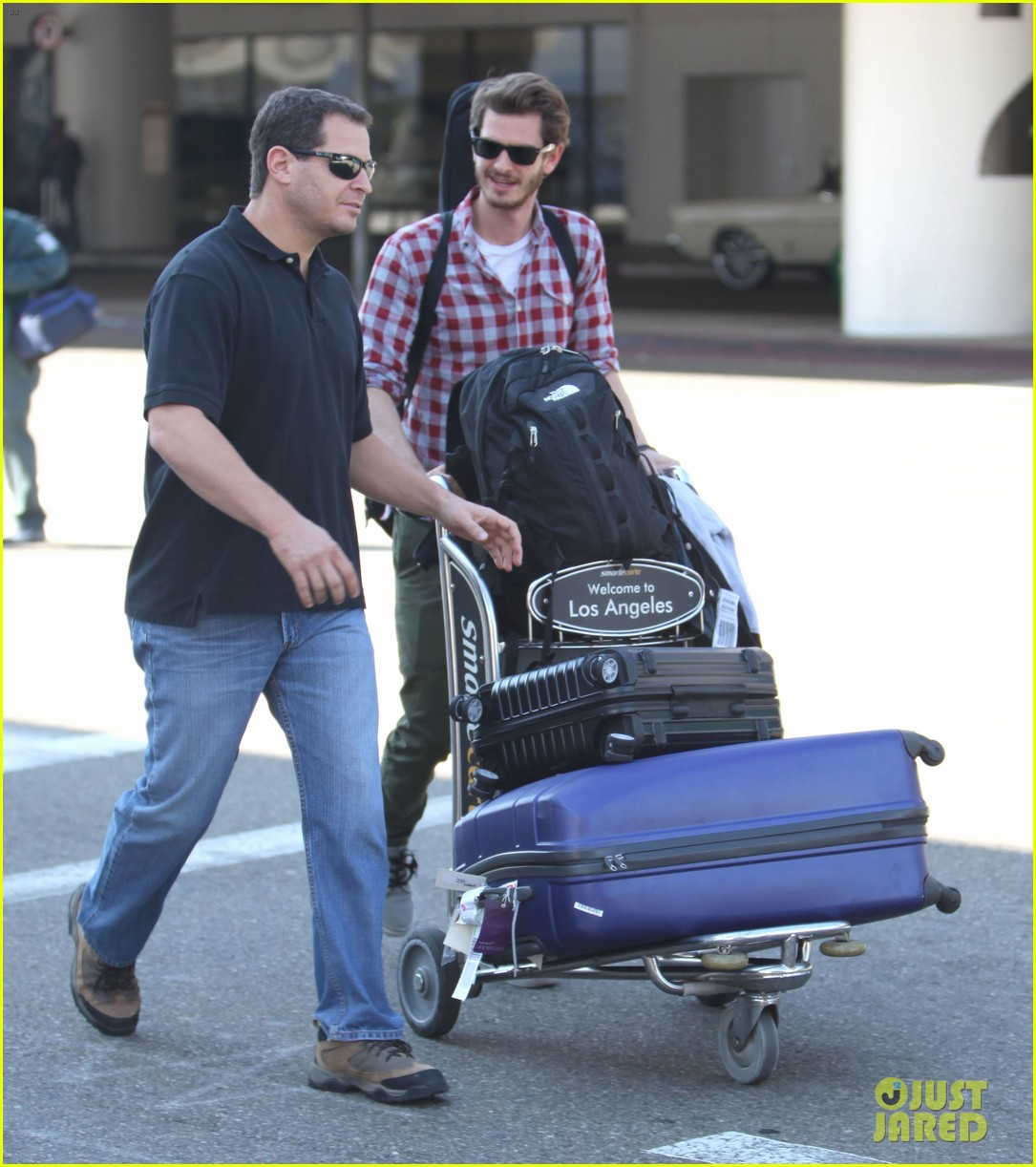 andrew garfield from london to lax 10