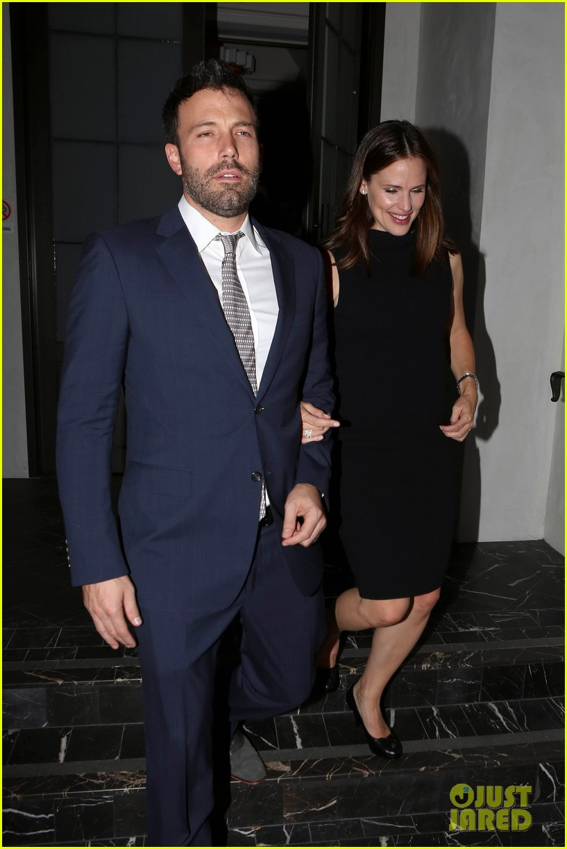 jennifer garner ben affleck fundraiser at spago 16