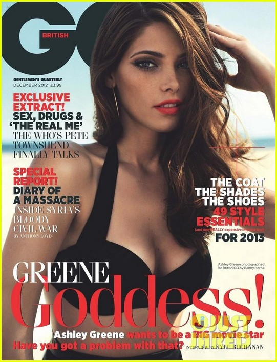 ashley greene covers december 2012 british gq 012748521