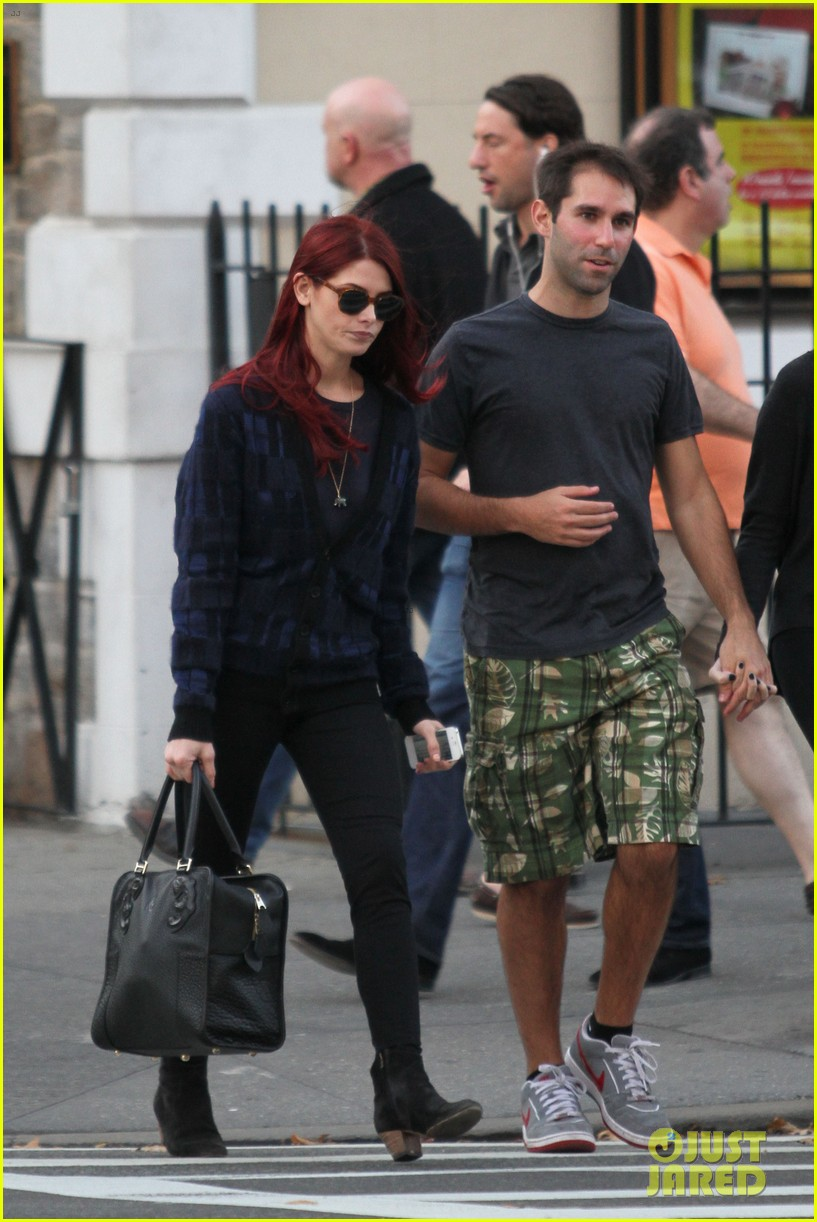 ashley greene new red hair 042741894