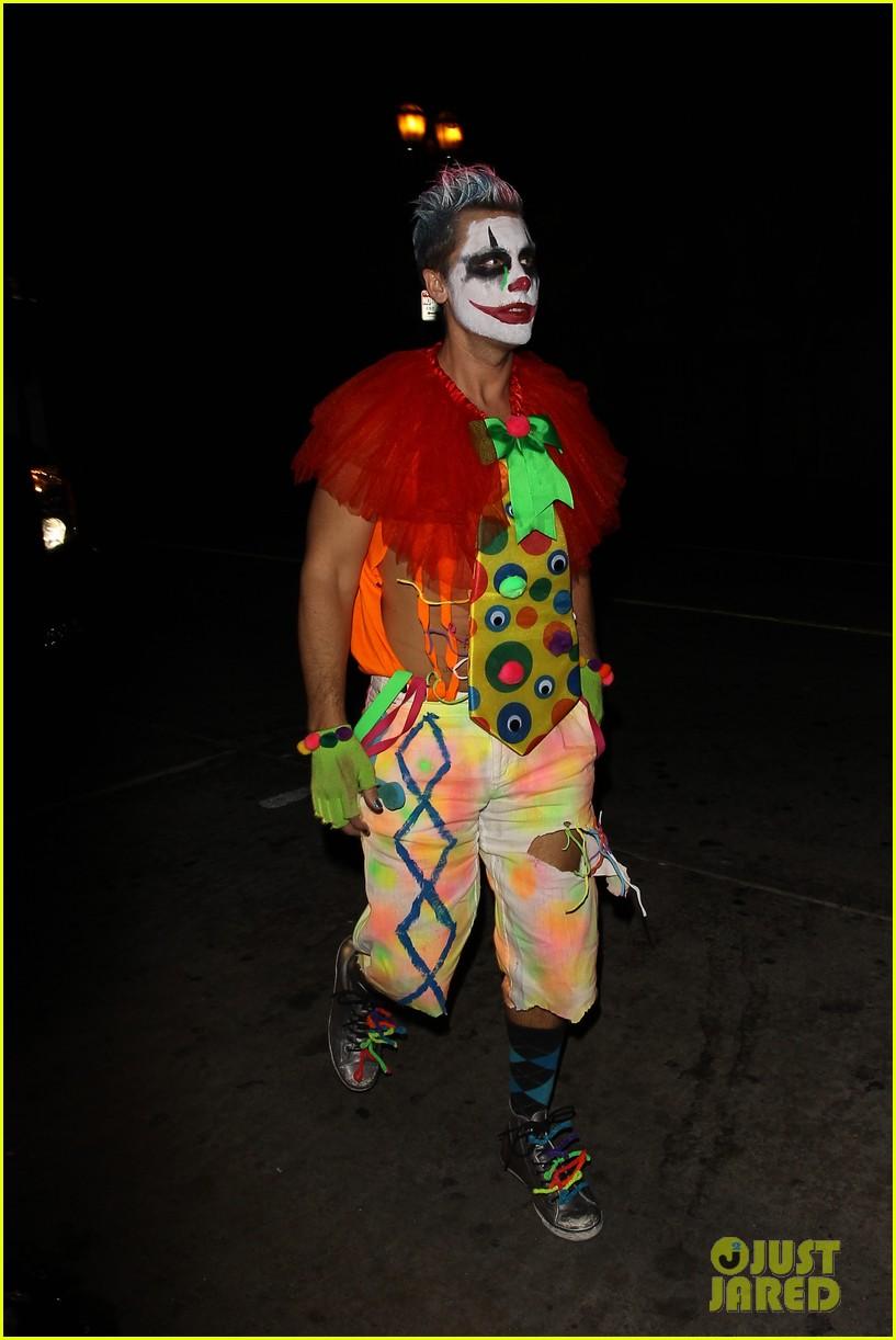 shenae grimes josh beech matthew morrison halloween party 23