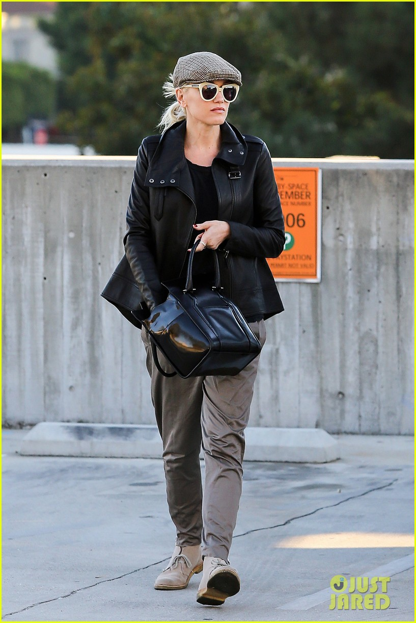 gwen stefani eye doctor with gavin rossdale 01
