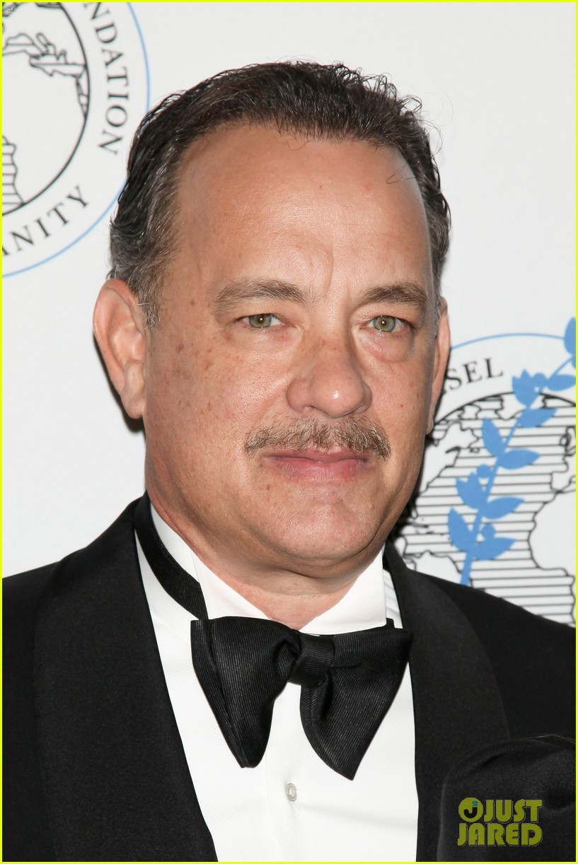tom hanks arts for humanity gala with elie wiesel 022740160