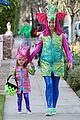 alyson hannigan alexis denisof seahorse halloween couple 07