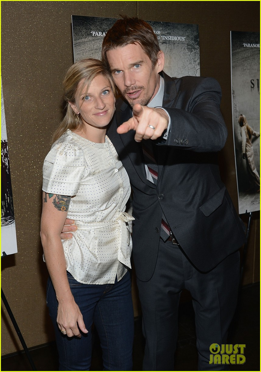ethan hawke sinister new york premiere 03