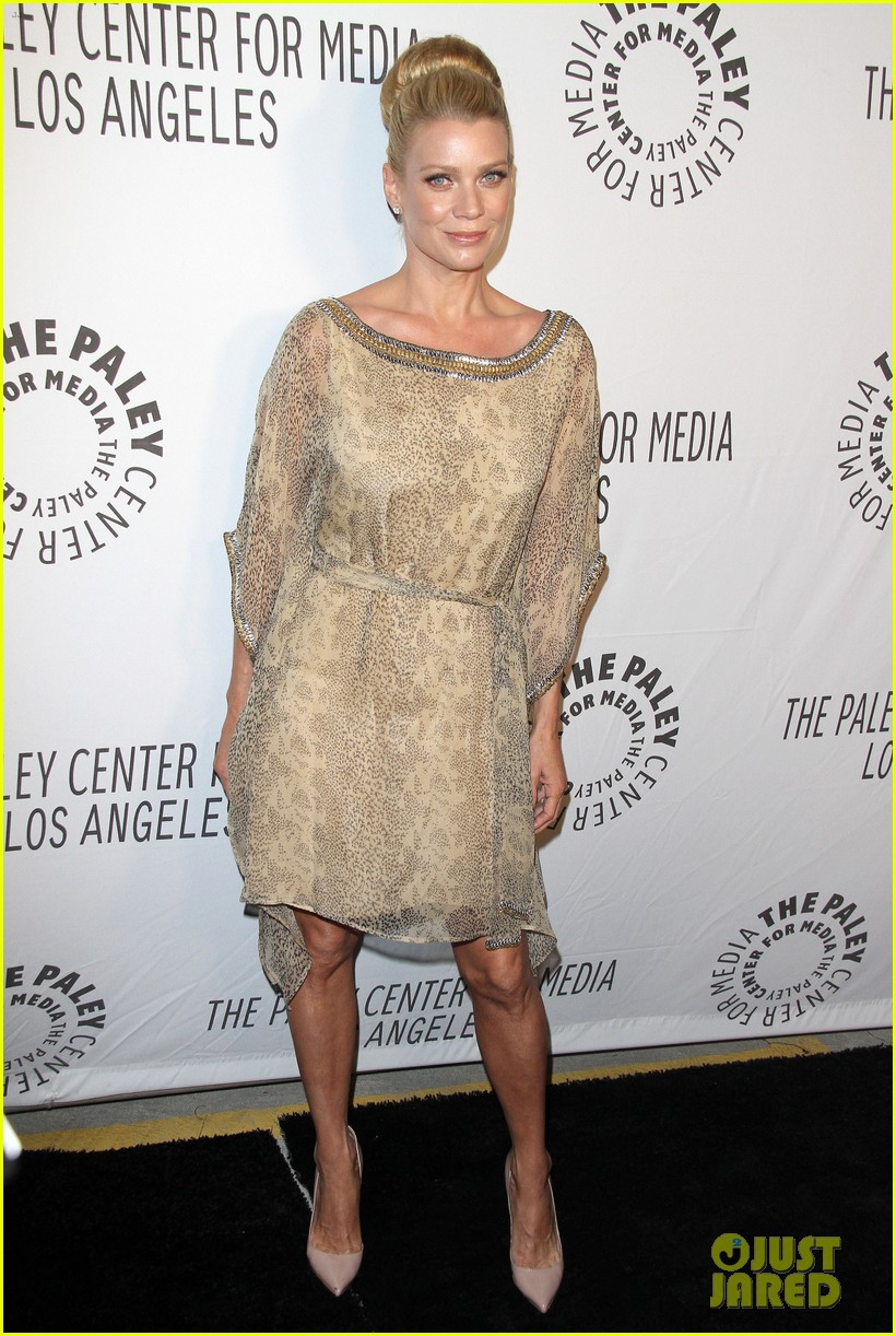 laurie holden norman reedus paley center amc benefit 052743325