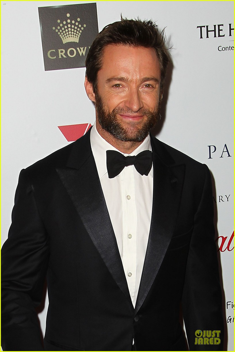 hugh jackman red ball with deborah lee furness 04