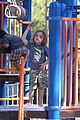 angelina jolie park playtime with knox vivienne 07
