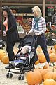 january jones pumpkin patch with xander 15