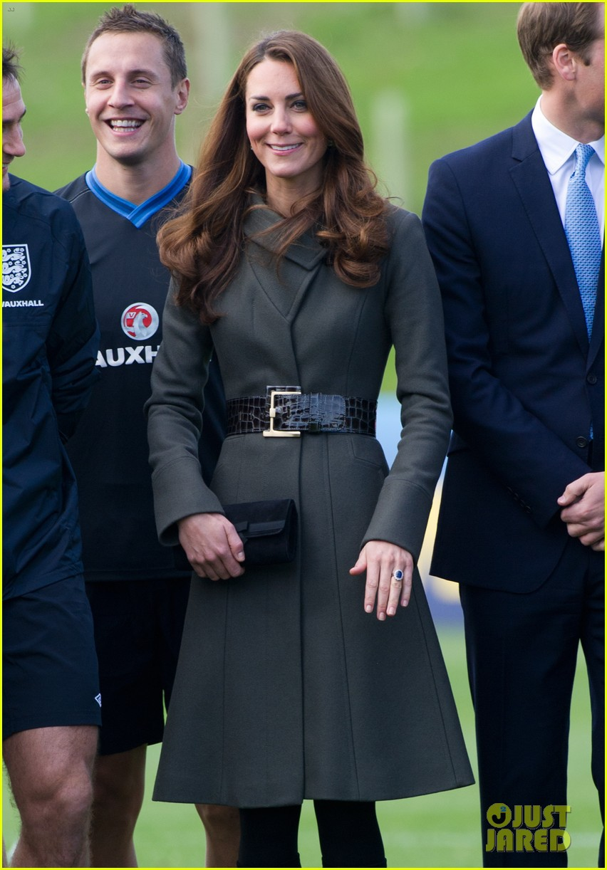 duchess kate prince william st georges park opening 06
