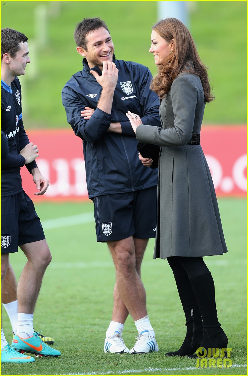 duchess kate prince william st georges park opening 23