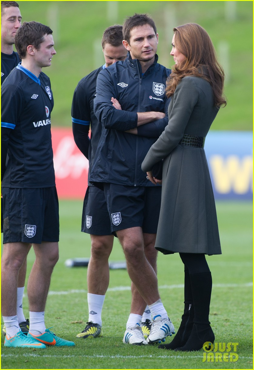 duchess kate prince william st georges park opening 27