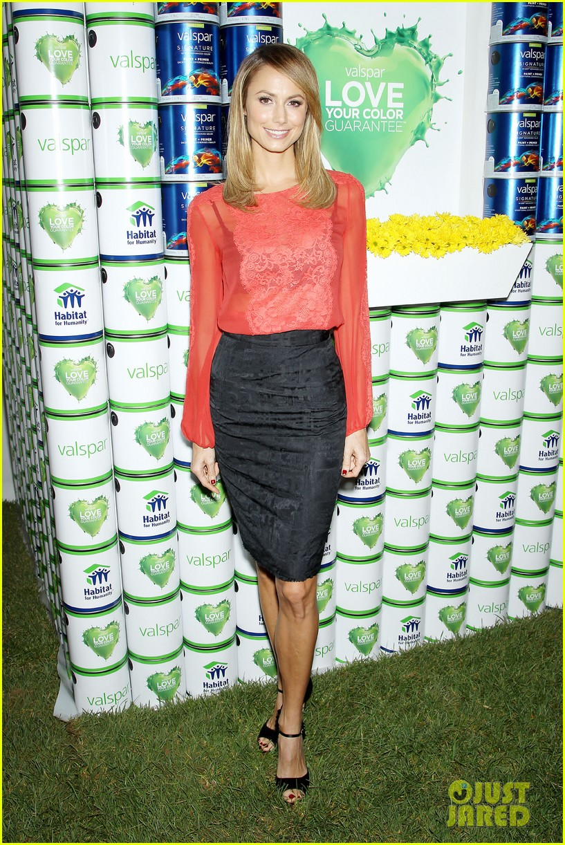 stacy keibler valspar love your color project 072744134