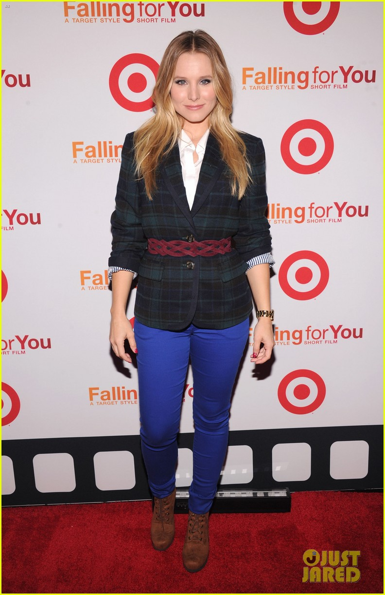 anna kendrick kristen bell target falling for you event 062736337