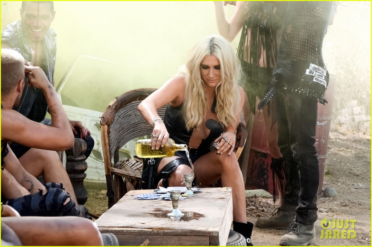 kesha die young video stills exclusive 022731394