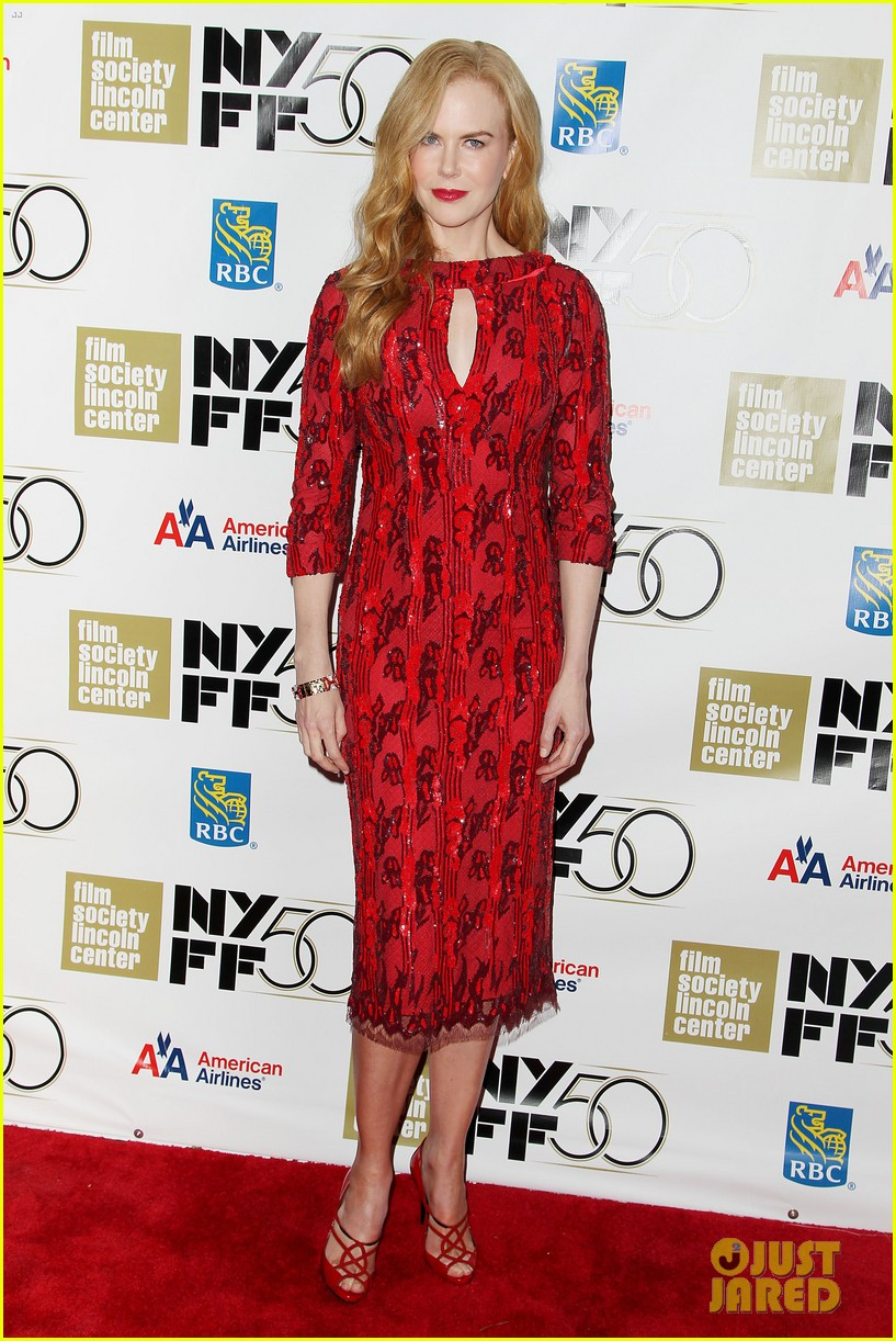 nicole kidman keith urban new york film festival gala paperboy 012732500