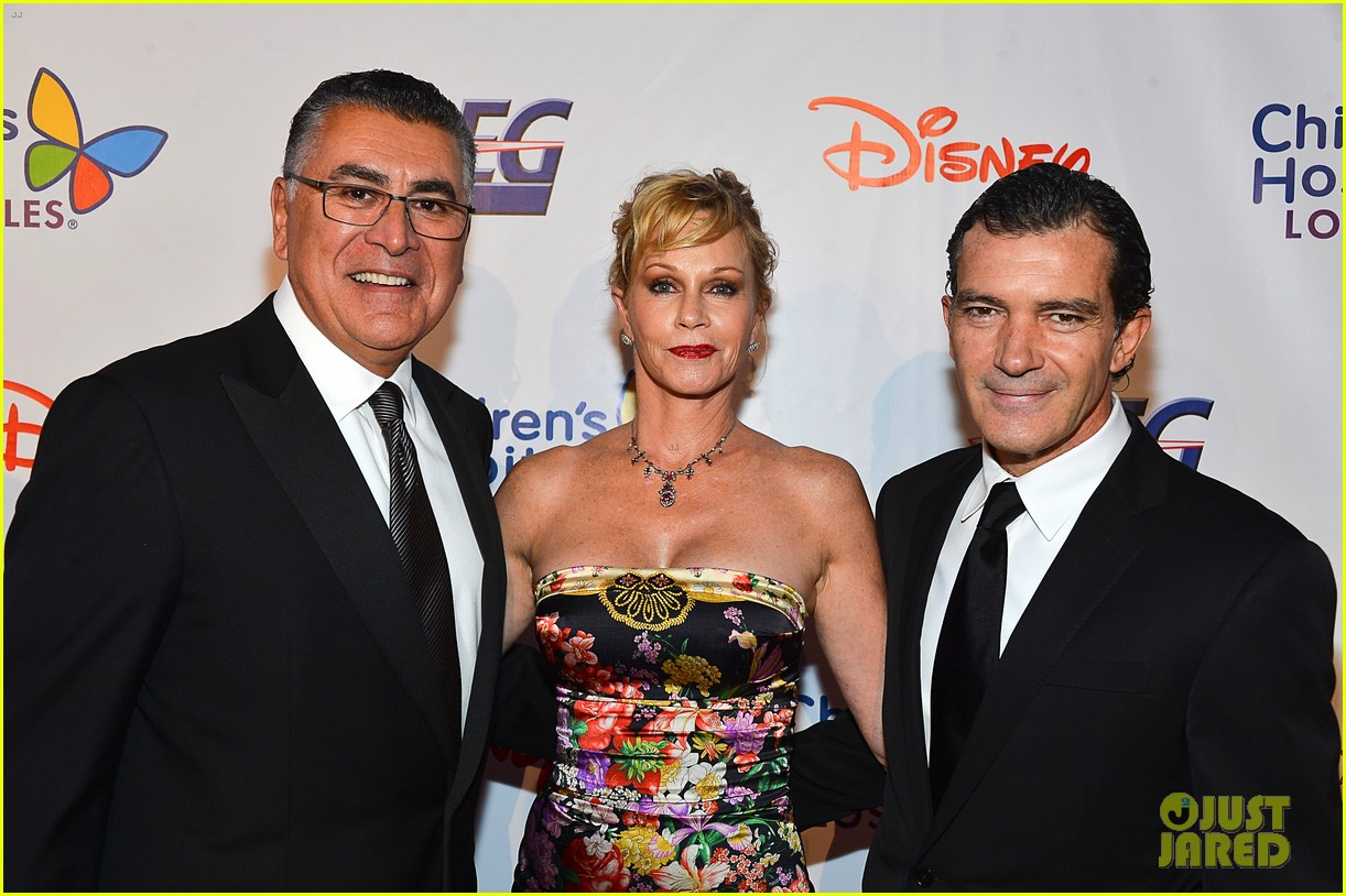 heidi klum melanie griffith childrens hospital gala 20