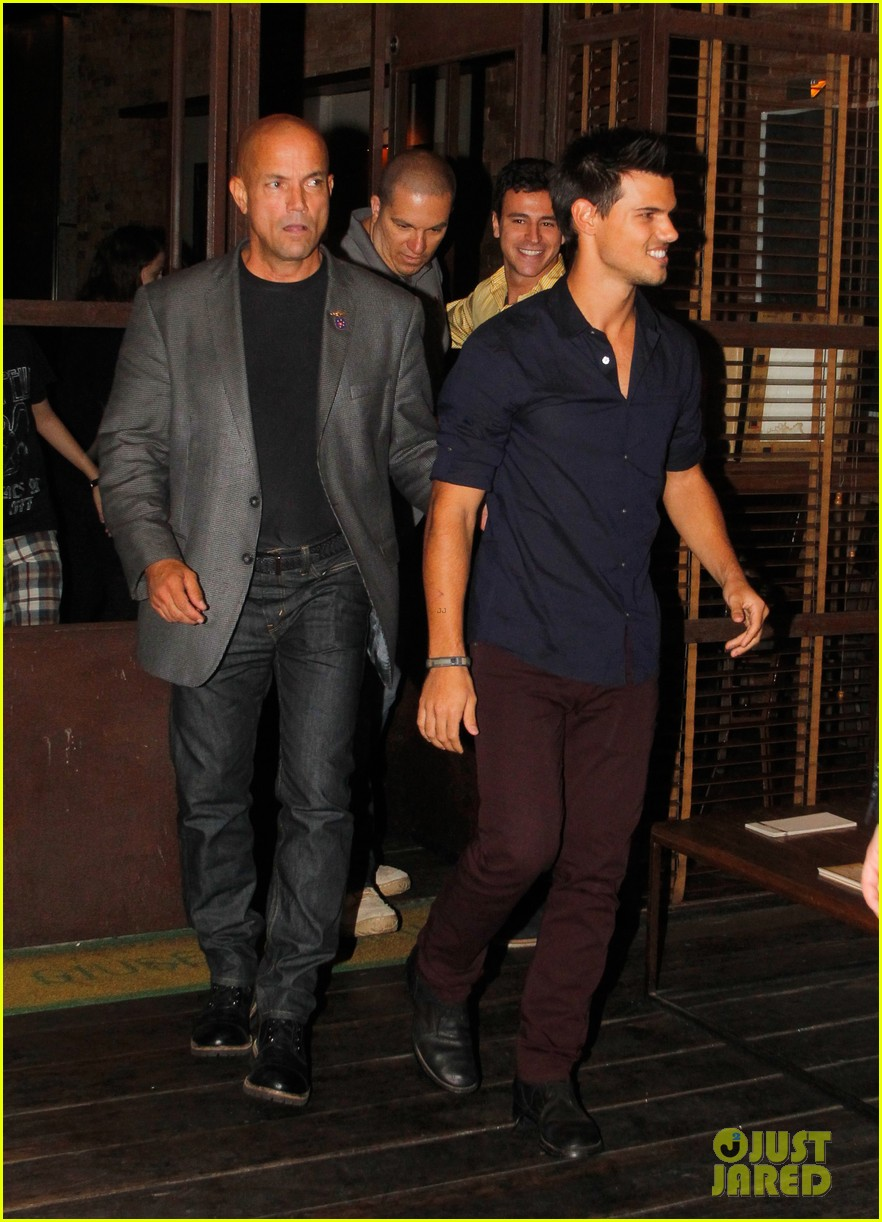 taylor lautner fan friendly rio 08