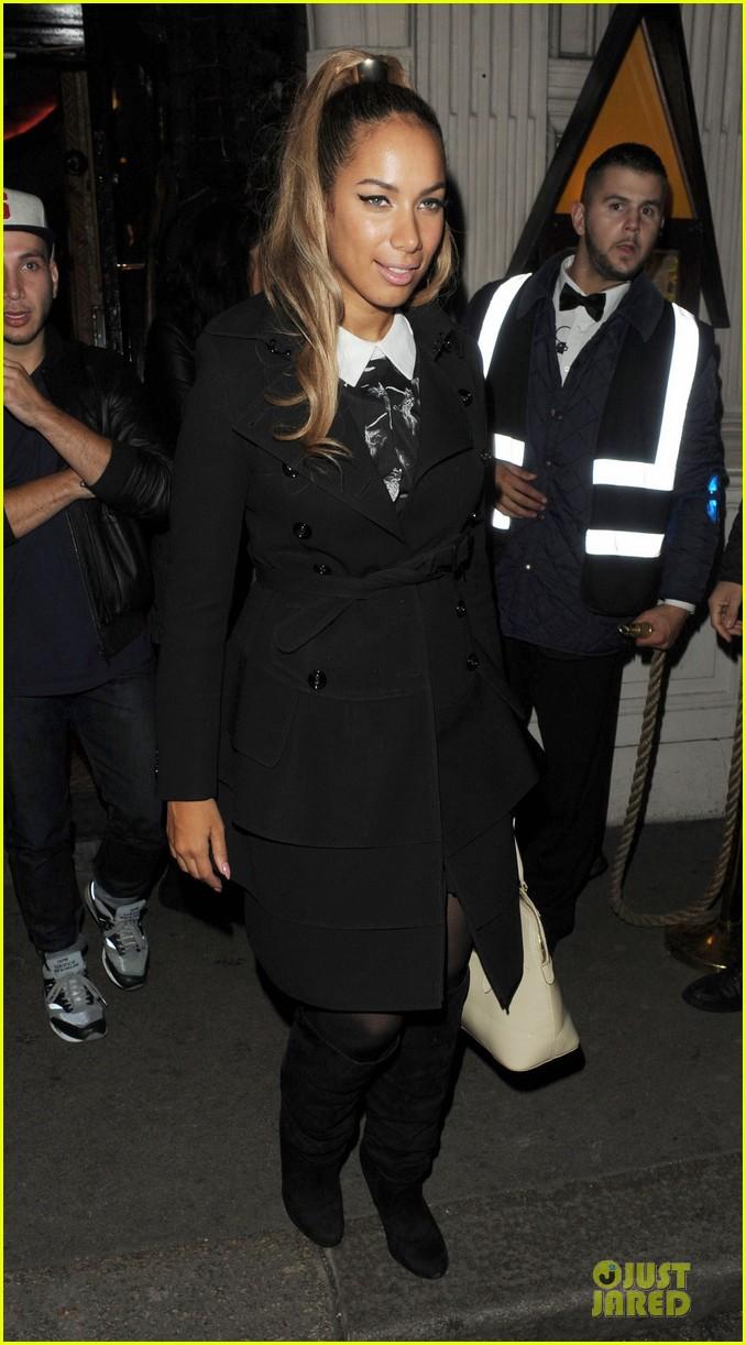 Leona Lewis And Liam Payne