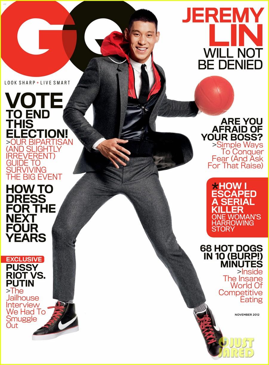 Jeremy Lin Covers gq November