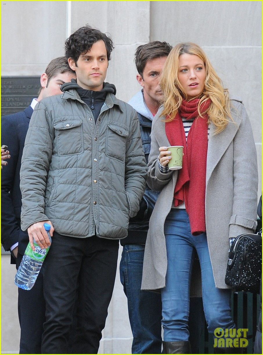blake lively penn badgley gossip girl friday 05