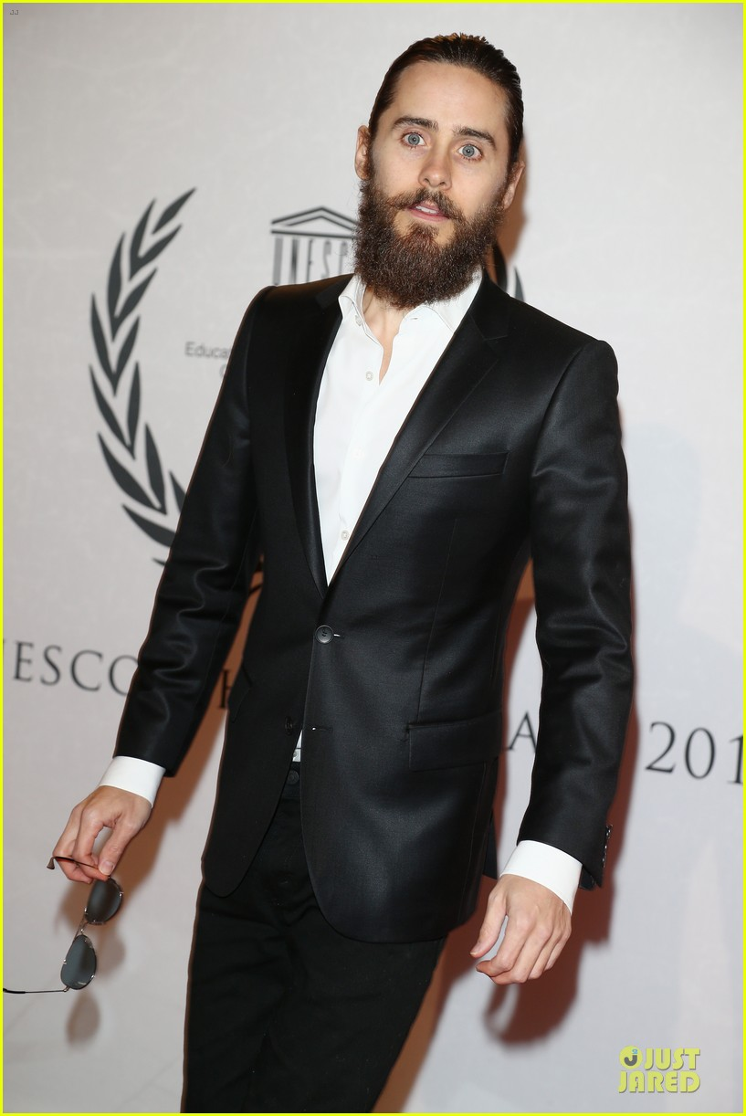 jennifer lopez jared leto unesco charity gala 04