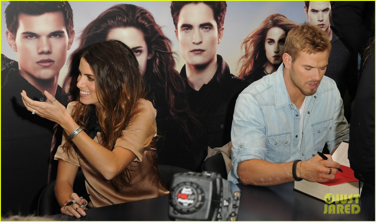 Nikki Reed Photoshoot 2012 ... Kellan lutz and ni...