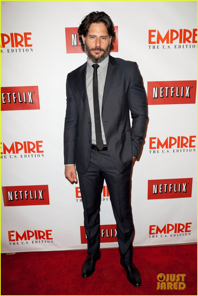 joe manganiello empire magazine for ipad lauch party 042732216