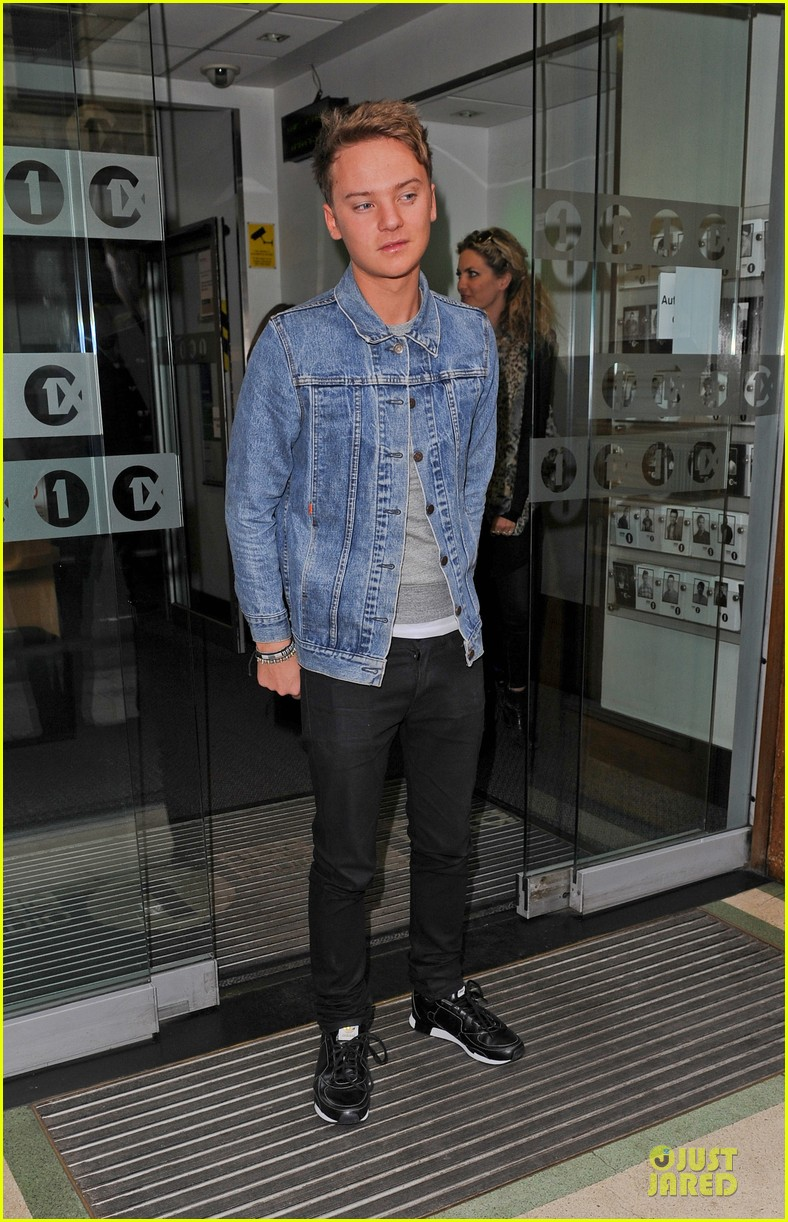 conor maynard glasgow performer next week 08