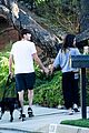 mila kunis ashton kutcher dog walking duo 03