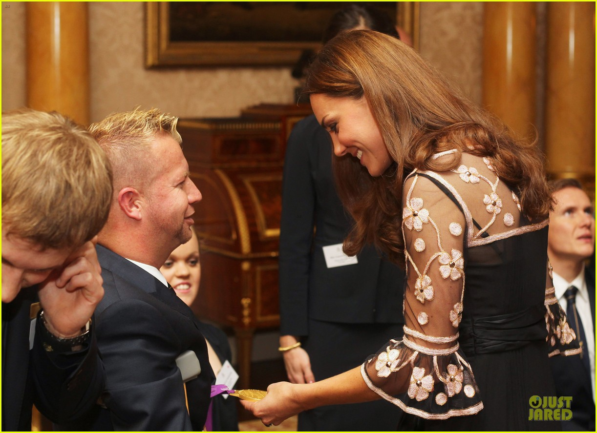 kate middleton team gb oylmpic & paralympic royal reception 04