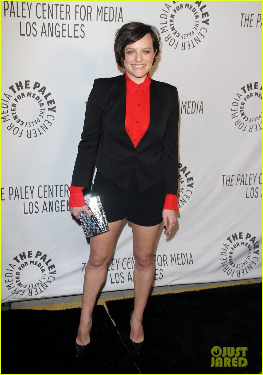elisabeth moss january jones paley center annual benefit 15