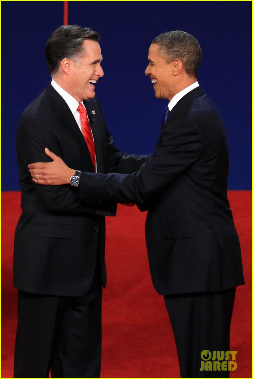 watch presidential debate barack obama mitt romney 192732641