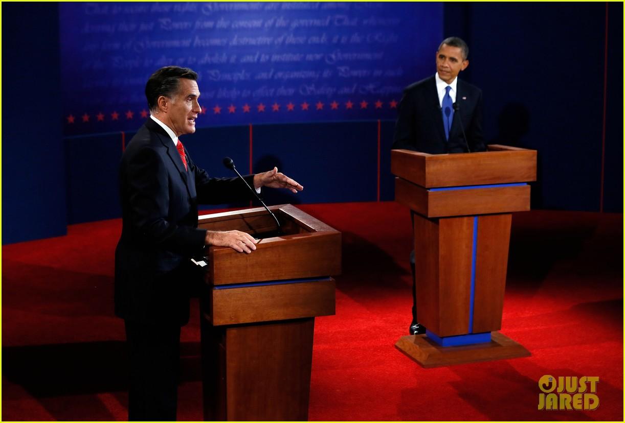 watch presidential debate barack obama mitt romney 28