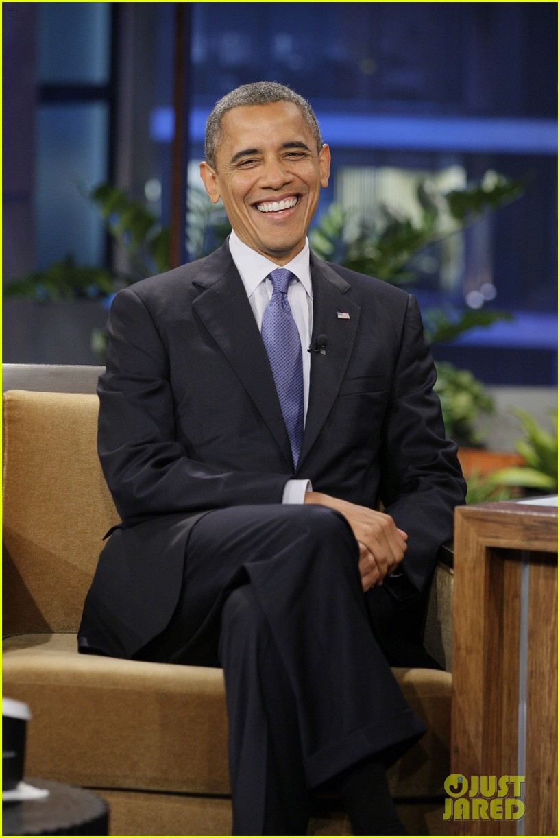 barack obama tonight show with jay leno appearance 02