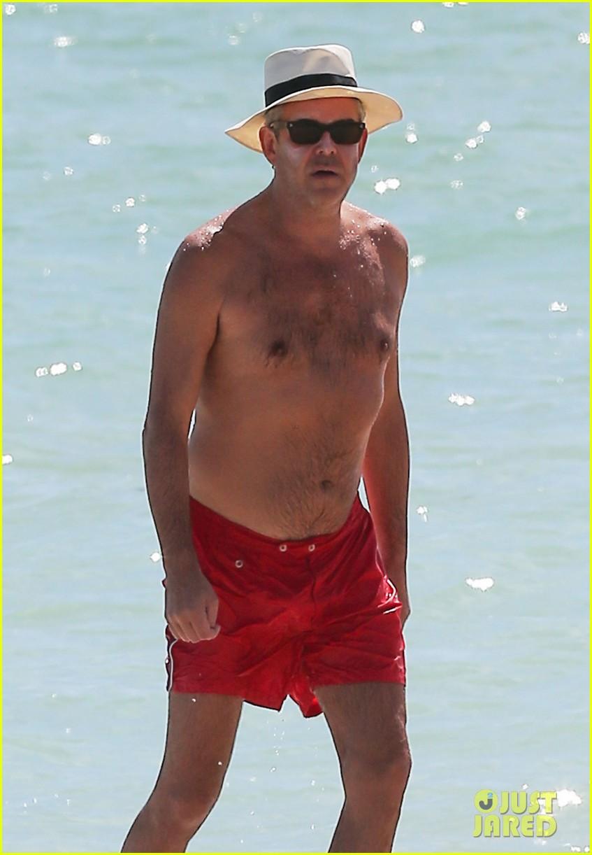 olga kuryalenko bikini beach babe with danny huston 042739815