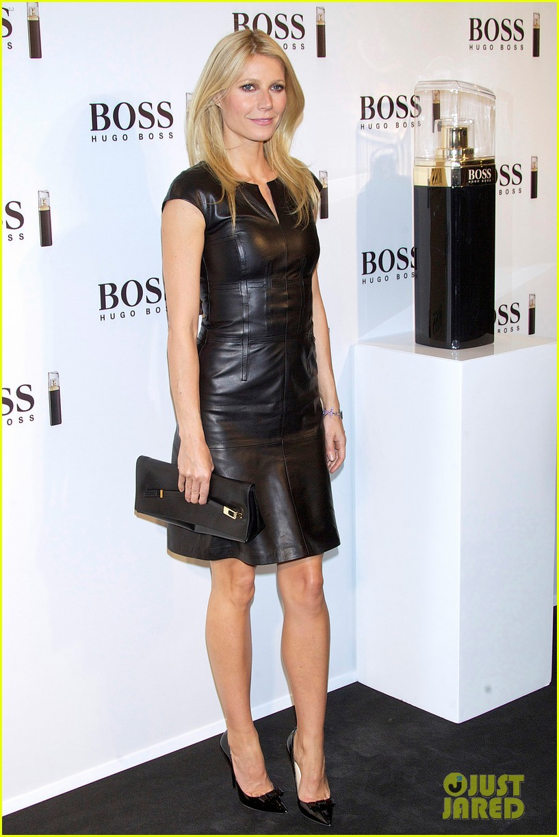 gwyneth paltrow boss fragrance launch madrid 08