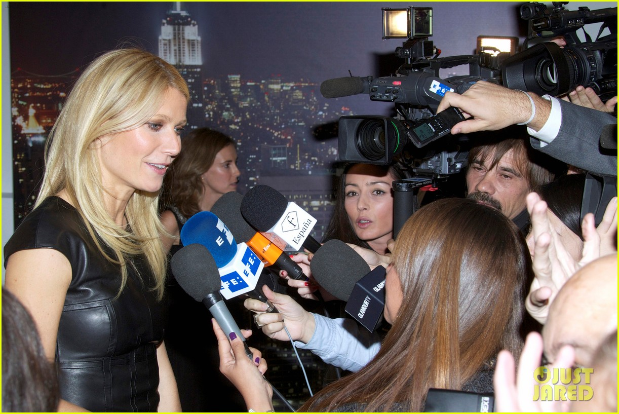 gwyneth paltrow boss fragrance launch madrid 11