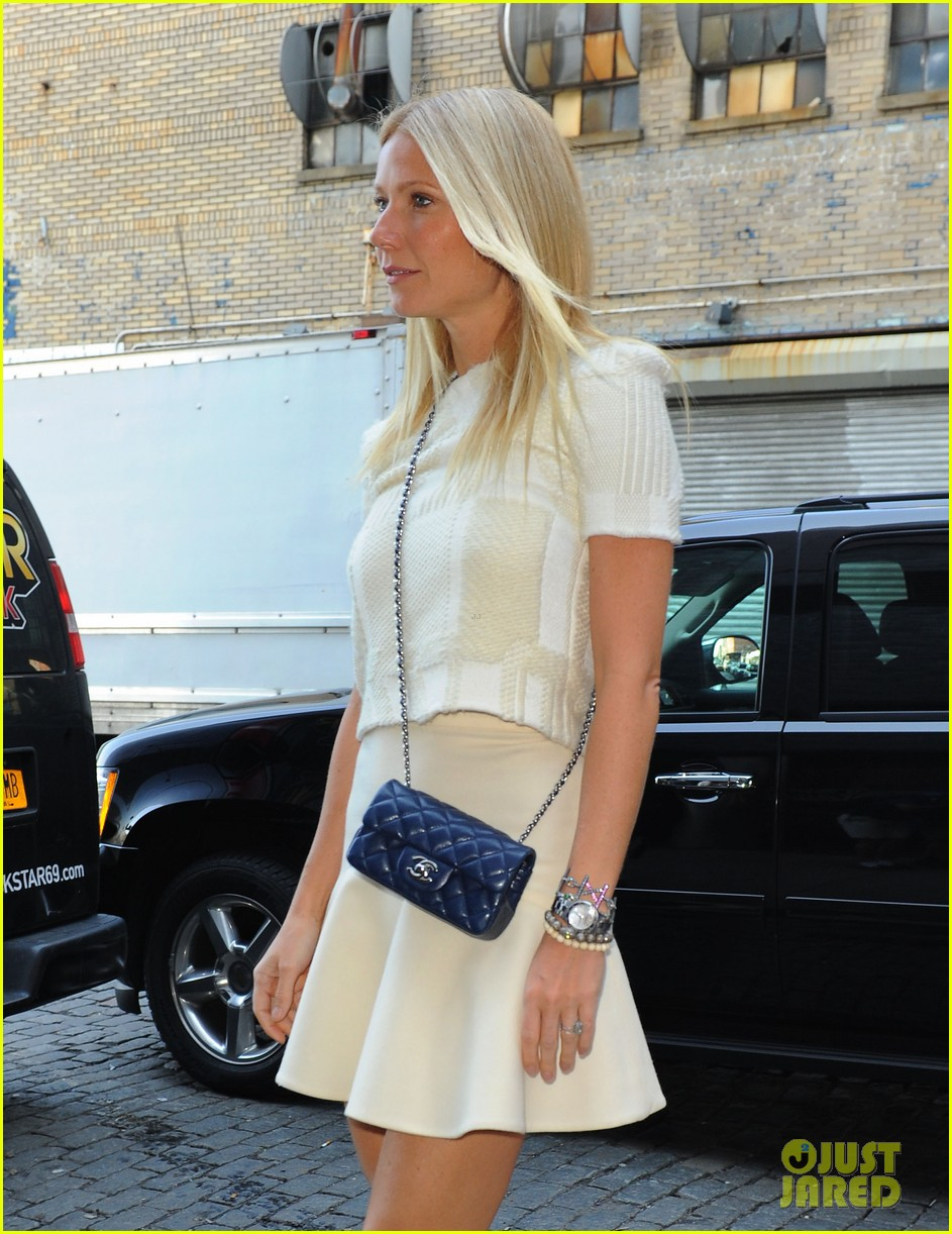 gwyneth paltrow belated birthday lunch nyc 12