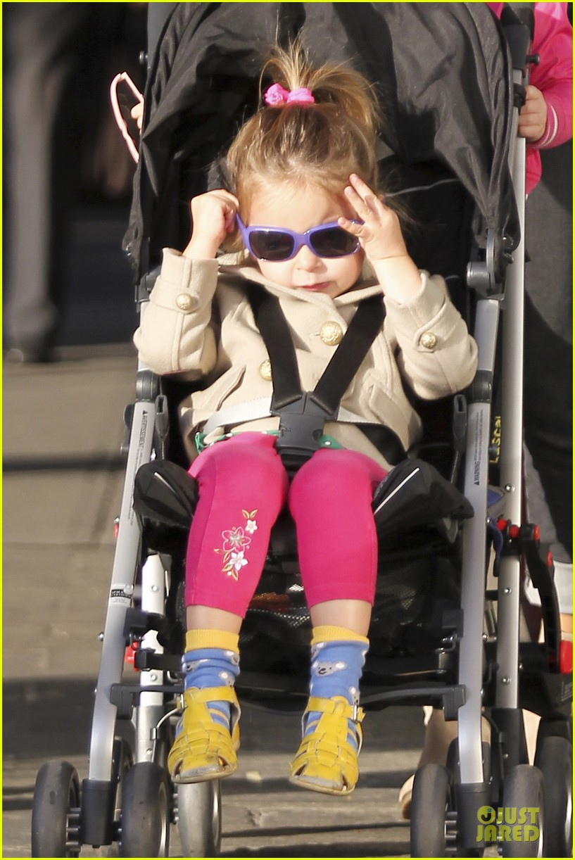 sarah jessica parker school walk with james marion tabitha 02