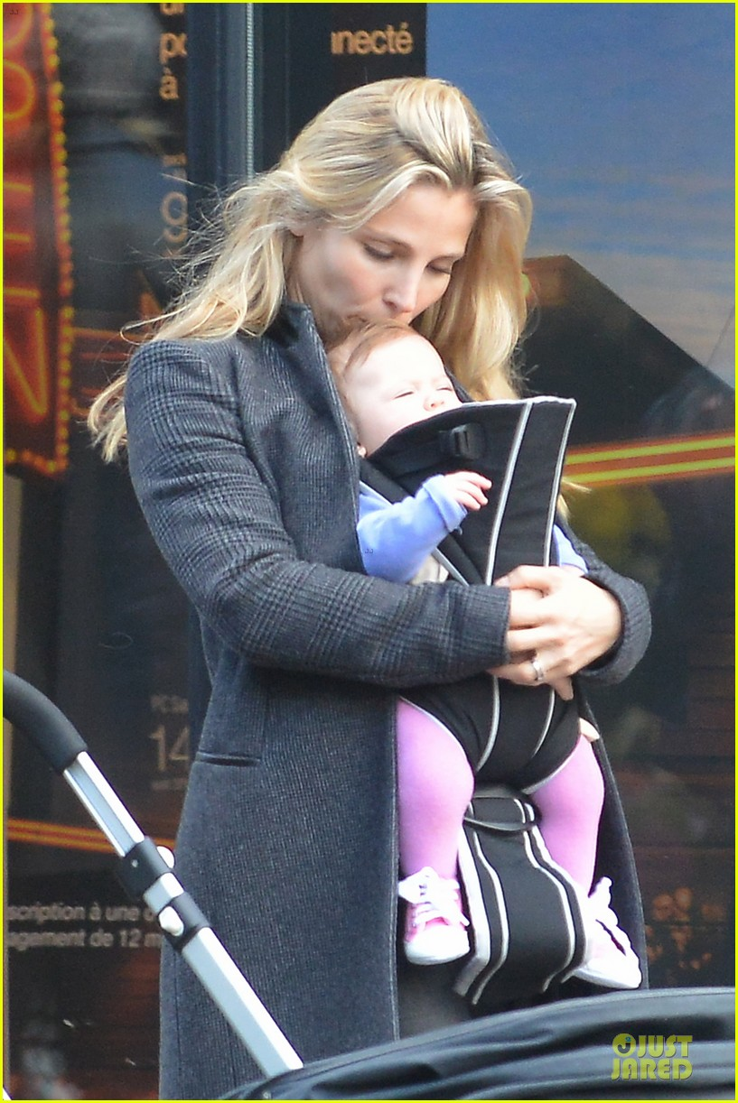 elsa pataky paris stroll with india 022733757