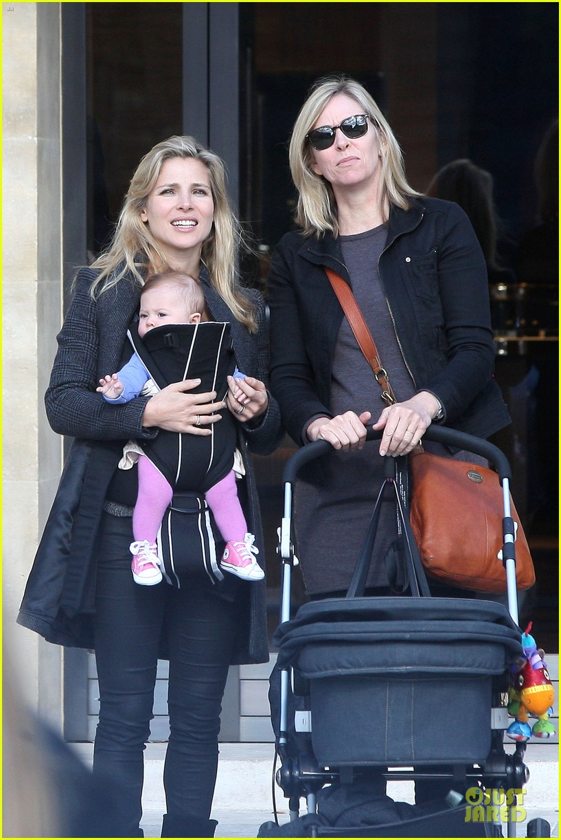 elsa pataky paris stroll with india 072733762