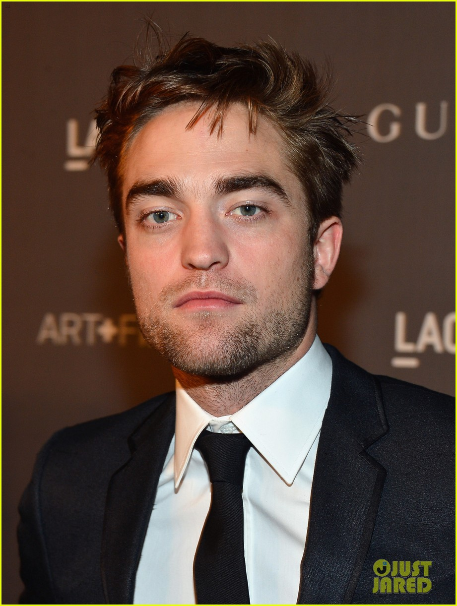 robert pattinson lacma art film gala 2012 032746435
